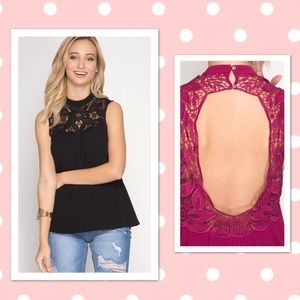 🆕The Polly Lace Top